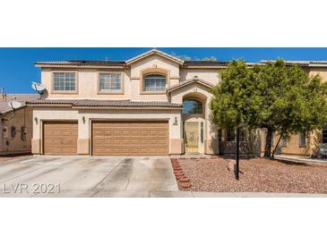 Photo one of 322 Parrot Hill Ave North Las Vegas NV 89032 | MLS 2335881