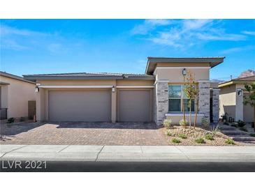 Photo one of 439 Point Sur Ave Las Vegas NV 89138 | MLS 2335883