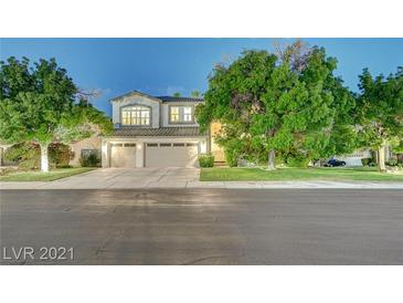 Photo one of 2502 Bonniewood Ct Henderson NV 89074   MLS 2335985