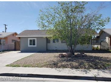 Photo one of 3115 Dillon Ave North Las Vegas NV 89030   MLS 2336072