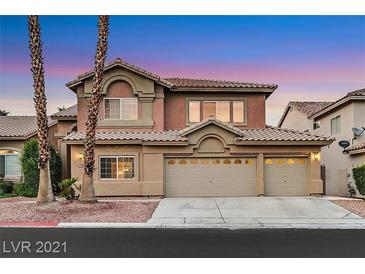 Photo one of 9522 Gainey Ranch Ave Las Vegas NV 89147 | MLS 2336085