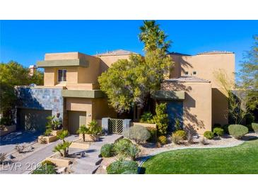 Photo one of 1565 Foothills Village Dr Henderson NV 89012 | MLS 2336217