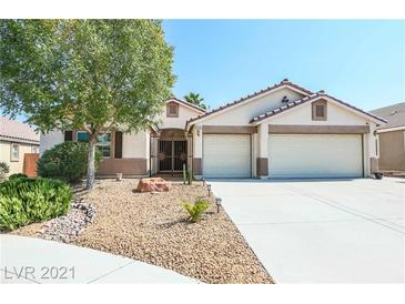 Photo one of 6162 Shower Orchid Ct North Las Vegas NV 89031 | MLS 2336237