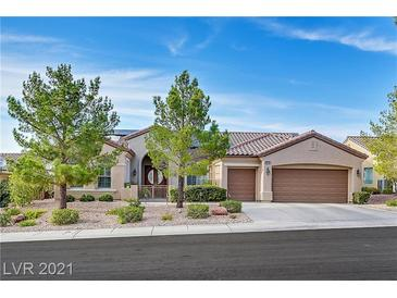 Photo one of 3004 Fort Stanwix Rd Henderson NV 89052   MLS 2336262