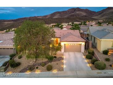 Photo one of 2682 Paris Amour St Henderson NV 89044   MLS 2336372