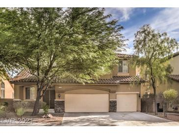 Photo one of 3289 Alcudia Bay Ave Las Vegas NV 89141   MLS 2336699
