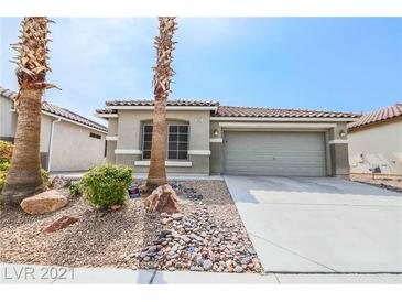 Photo one of 3441 Barada Heights Ave North Las Vegas NV 89081 | MLS 2336739