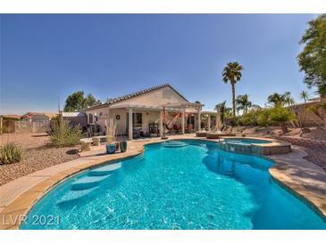 Photo one of 5835 Harvest Creek St North Las Vegas NV 89031 | MLS 2337063