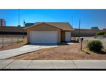 Photo one of 631 W Mcwilliams Ave Las Vegas NV 89106 | MLS 2337337