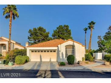 Photo one of 2608 Port Of Call Dr Las Vegas NV 89128 | MLS 2337339