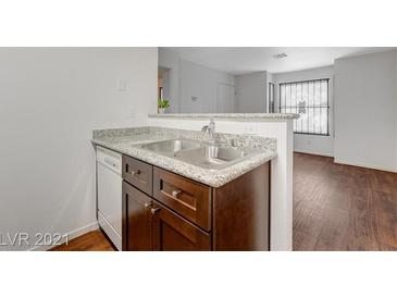 Photo one of 3683 Lucido Dr # 22 Las Vegas NV 89103 | MLS 2337509