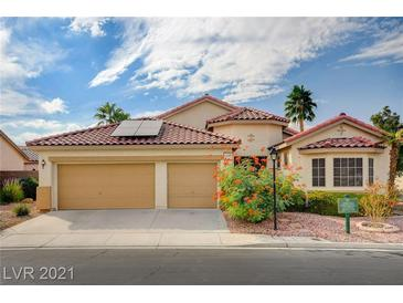 Photo one of 10535 Refugio St Las Vegas NV 89141   MLS 2337721