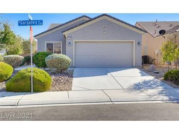 Photo one of 2355 Garganey Ave North Las Vegas NV 89084 | MLS 2337895