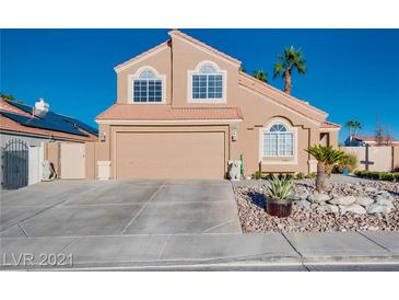 Photo one of 3822 Pink Frost Dr North Las Vegas NV 89032 | MLS 2337928