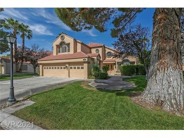 Photo one of 7760 Painted Sunset Dr Las Vegas NV 89149   MLS 2338483