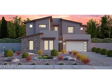 Photo one of 254 Shaded Canyon Dr Henderson NV 89012 | MLS 2338633