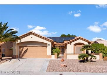 Photo one of 2605 Hope Forest Dr Las Vegas NV 89134   MLS 2338813