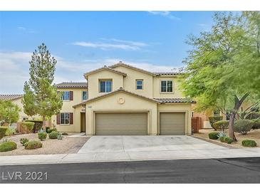 Photo one of 2105 Forest Mist Ave North Las Vegas NV 89084 | MLS 2339821
