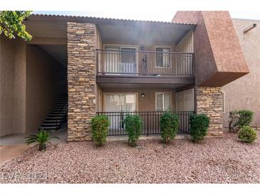 Photo one of 5060 Indian River Dr # 381 Las Vegas NV 89103 | MLS 2339902