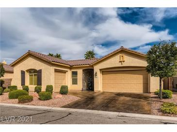 Photo one of 10640 Fable St Las Vegas NV 89141 | MLS 2340002