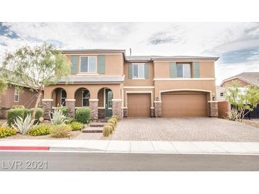 Photo one of 8828 Nolene Stream St Las Vegas NV 89131 | MLS 2340161
