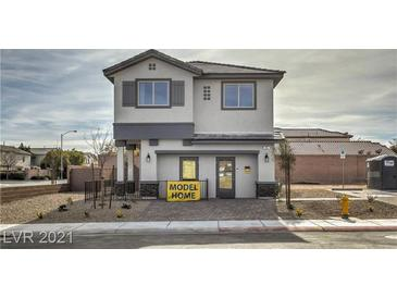 Photo one of 9158 Oxford Blue Ave Las Vegas NV 89148 | MLS 2340236