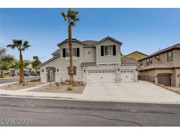 Photo one of 1173 Yellow Orchid St Henderson NV 89002   MLS 2340242