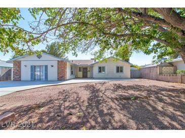Photo one of 3939 Springhill Ave Las Vegas NV 89121 | MLS 2340569