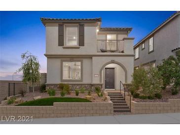 Photo one of 10662 Sariah Skye Ave # Lot 120 Las Vegas NV 89166 | MLS 2340631