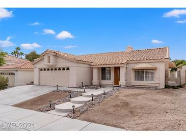 Photo one of 8613 Copper Mountain Ave Las Vegas NV 89129 | MLS 2340748