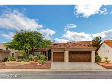 Photo one of 2225 Hot Oak Ridge St Las Vegas NV 89134   MLS 2340927