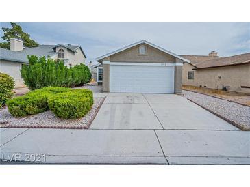 Photo one of 2312 Bristol Brush Way Las Vegas NV 89108 | MLS 2340994