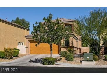 Photo one of 3632 Turquoise Waters Ave North Las Vegas NV 89081 | MLS 2341055