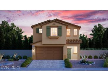 Photo one of 5645 Lowell Cliff St North Las Vegas NV 89081 | MLS 2341422