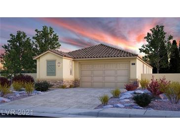 Photo one of 1218 Edel Hest Ave North Las Vegas NV 89081   MLS 2341483
