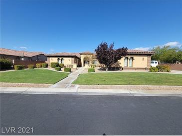 Photo one of 6904 Via Bella Luna Ave Las Vegas NV 89131   MLS 2341517
