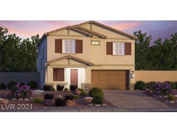 Photo one of 5625 Lowell Cliff St Las Vegas NV 89081 | MLS 2341531