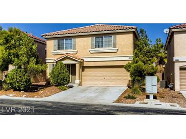 Photo one of 5618 Vision Quest Ct Las Vegas NV 89139   MLS 2341585