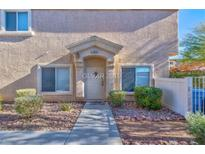 View 6457 Stone Dry Ave # 102 Henderson NV