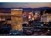 View 2000 Fashion Show Dr # 5326 Las Vegas NV