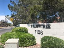 View 1025 Willow Tree Dr # B Las Vegas NV
