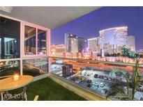 View 4575 Dean Martin Dr # 1007 Las Vegas NV