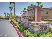 View 8250 Grand Canyon Dr # 2166 Las Vegas NV