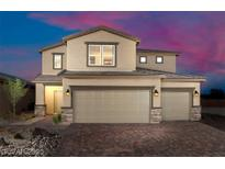 View 127 Red Sandstone Ave # Lot 42 North Las Vegas NV