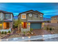 View 7753 Rosebark Cliffs St # Lot 86 North Las Vegas NV