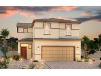 View 4189 Rancho Crossing St # Lot 23 Las Vegas NV