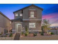 View 10574 Sariah Skye Ave # Lot 82 Las Vegas NV