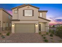 View 3023 Misty Pine Ave # Lot 39 North Las Vegas NV